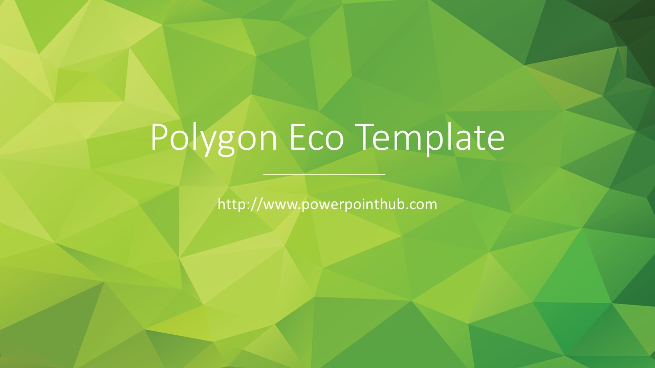 eco free powerpoint template polygon ego eco free powerpoint template polygon ego toneelgroepblik Image collections