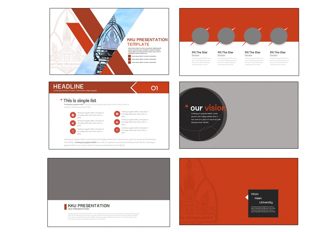 Poster Design Powerpoint Template