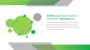 Free powerpoint template green template powerpoint hub green template toneelgroepblik Choice Image