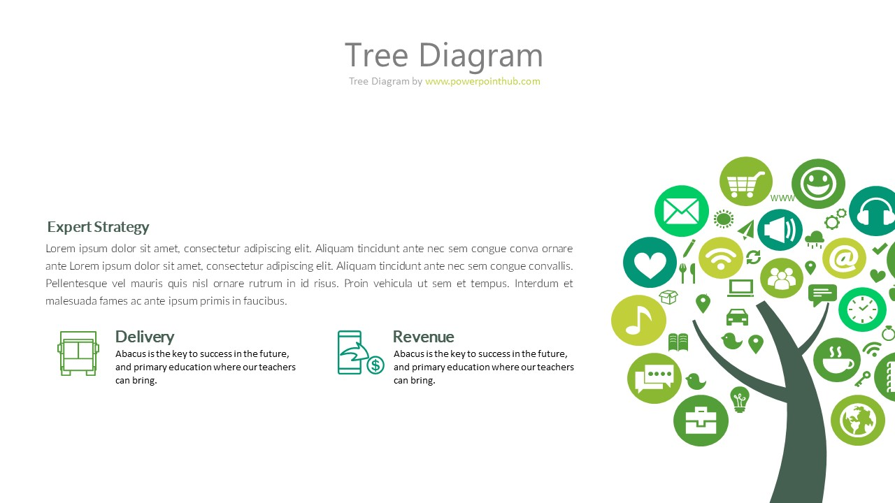 Tree diagram 13 powerpoint hub ccuart Image collections