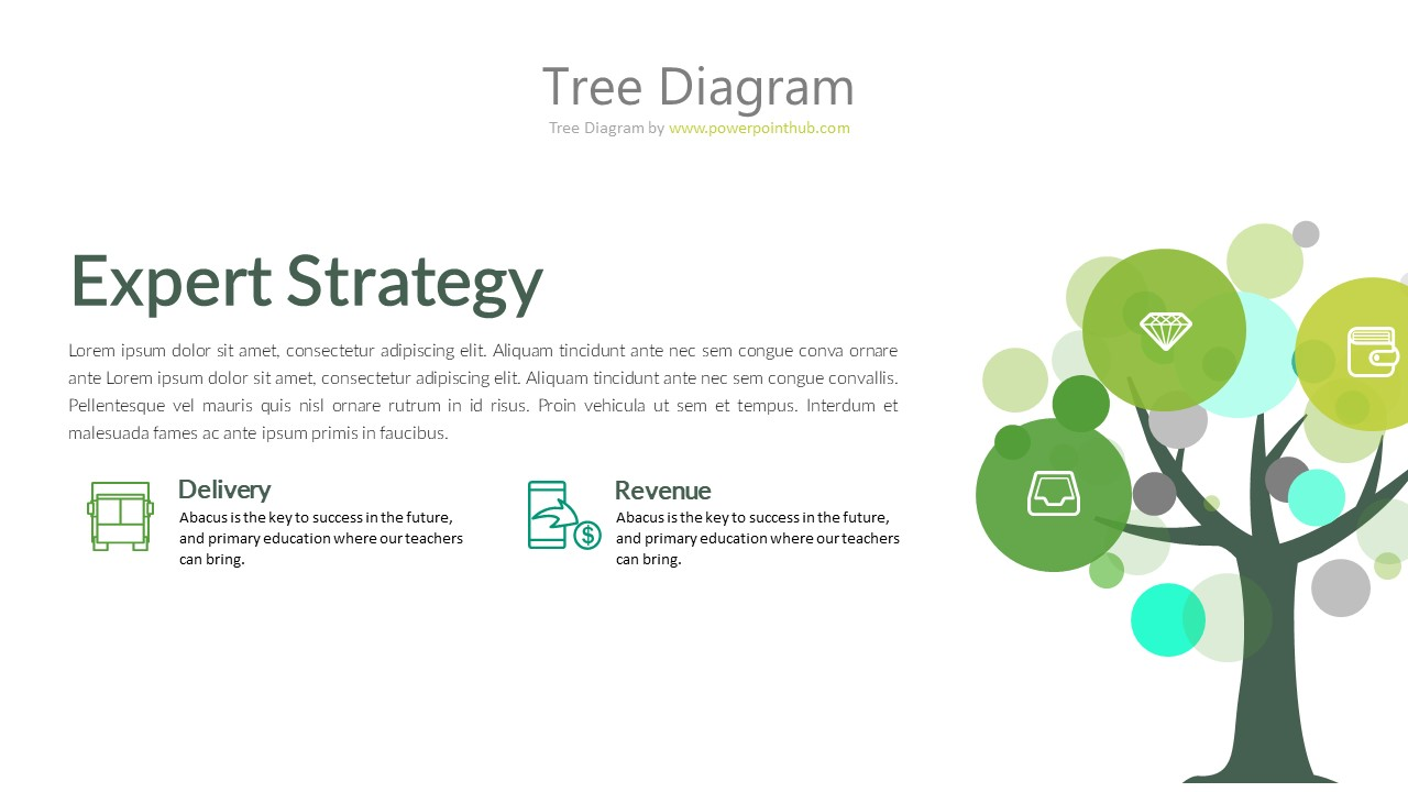 Tree diagram 14 powerpoint hub ccuart Image collections