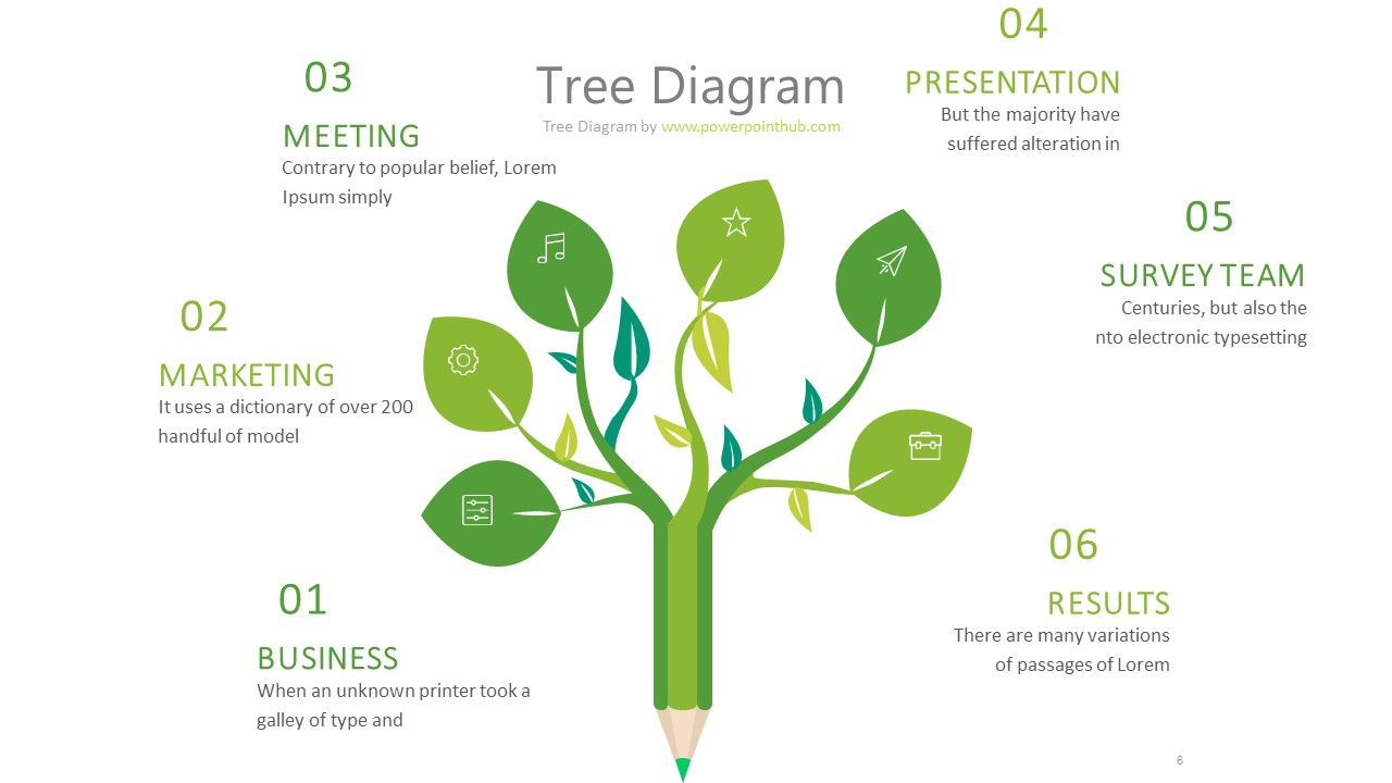 Tree diagram for powerpoint 7 powerpoint hub tree diagram for powerpoint 7 ccuart Images
