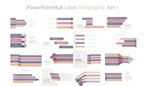 Label Infographic Set I
