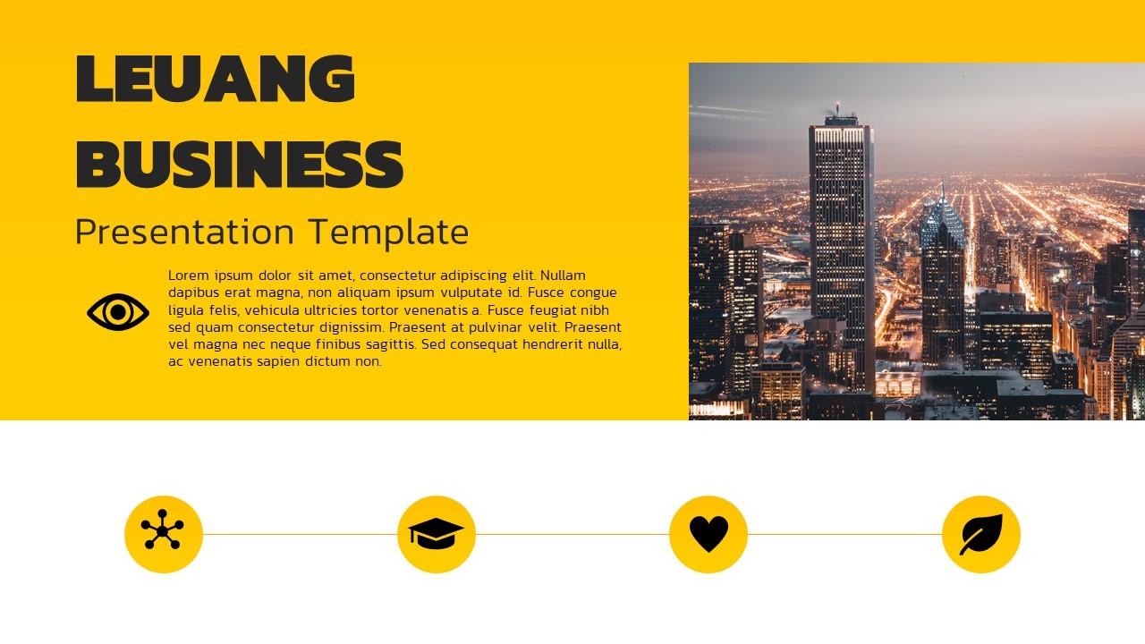 Leuang Business Template 3 Powerpoint Hub